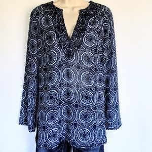 Michael Kors lightweight tunic top